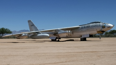 53-2135 - Boeing EB-47E Stratojet - United States - US Air Force (USAF)