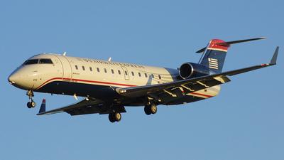 N416AW - Bombardier CRJ-200LR - US Airways Express (Air Wisconsin)