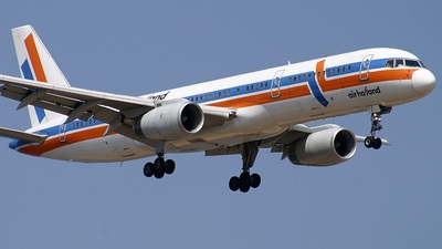 PH-AHE - Boeing 757-27B - Air Holland