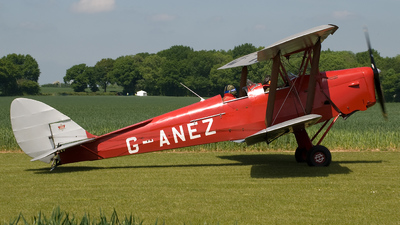 A picture of GANEZ - De Havilland DH82 Tiger Moth - [84218] - © Brian Whitelegg