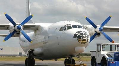 ER-AXA - Antonov An-12BP - Air Bridge Group