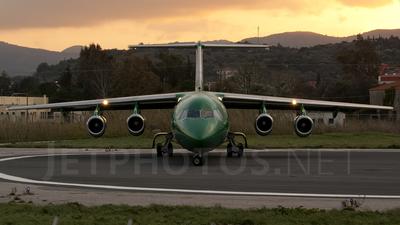 SX-DIX - British Aerospace BAe 146-300 - Astra Airlines