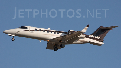 N240RP - Bombardier Learjet 45 - Private