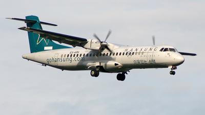 ES-KRH - ATR 72-201 - Hansung Airlines