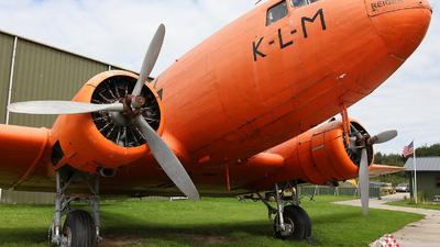 PH-ALR - Douglas DC-3 - Aviodrome Museum