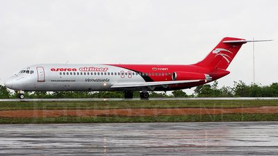YV368T - McDonnell Douglas DC-9-32 - Aserca Airlines