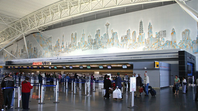KJFK - Airport - Terminal