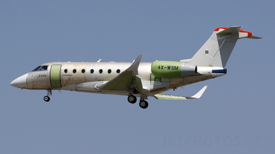 4X-WSM - Gulfstream G250 - Israel Aerospace Industries (IAI)