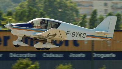 F-GYKC - Robin DR400/160 Chevalier - Aero Club d'Antibes (ACA)