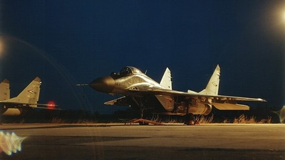 10 - Mikoyan-Gurevich MiG-29B Fulcrum - Hungary - Air Force