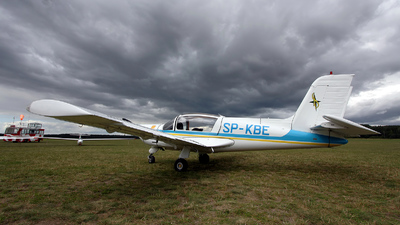 SP-KBE - Socata MS-893A Rallye Commodore 190 - Private