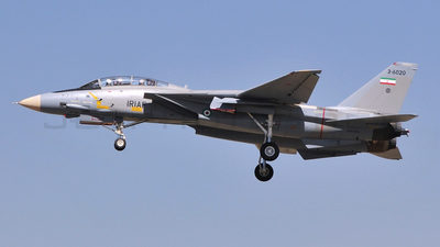 3-6020 - Grumman F-14A Tomcat - Iran - Air Force