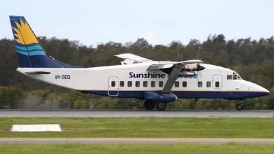 VH-SEG - Short 360-300 - Sunshine Express Airlines