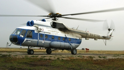 RA-27105 - Mil Mi-8T Hip - Orenburg Airlines