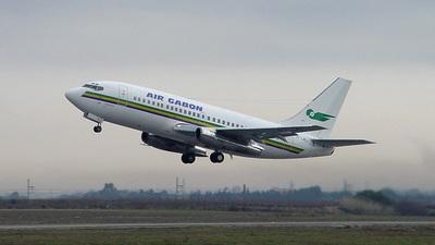 TR-LXL - Boeing 737-2Q2C(Adv) - Air Gabon