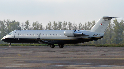 HB-IDJ - Bombardier CRJ-100SE - TAG Aviation
