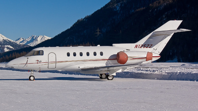 N125ZZ - Raytheon Hawker 800XP - D&J Aviation