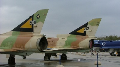 501 - IAI Nesher A - Israel - Air Force