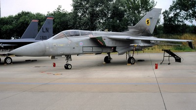 ZE206 - Panavia Tornado F.3 - United Kingdom - Royal Air Force (RAF)