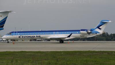 C-GDIW - Bombardier CRJ-900 - Estonian Air