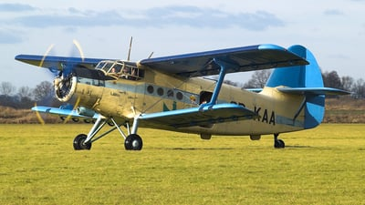 SP-KAA - Antonov An-2TD - Private
