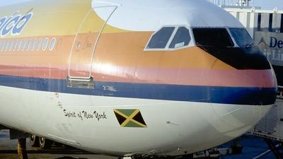 6Y-JMC - Airbus A340-312 - Air Jamaica
