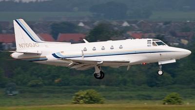 N700JC - Rockwell Sabreliner 65 - Private