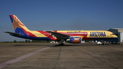 N901AW - Boeing 757-2S7 - America West Airlines