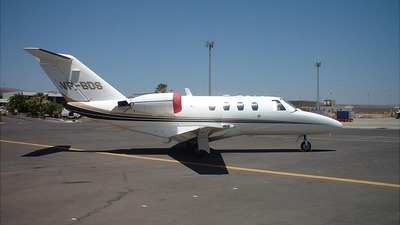 VP-BDS - Cessna 525 CitationJet 1 - Private