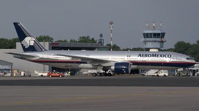 N745AM - Boeing 777-2Q8(ER) - Aeroméxico