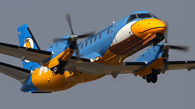 HS-GBA - Saab 340B - Nok Mini (SGA Airlines)