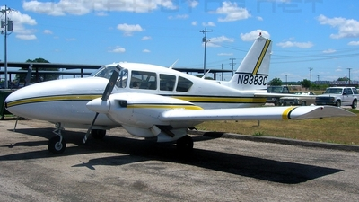 A picture of N8383C - Piper PA23250 Aztec - [274412] - © RyRob