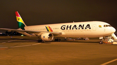 TF-LLA - Boeing 767-366(ER) - Ghana International Airlines (Icelandair)