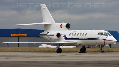 34 - Dassault Falcon 50 - France - Air Force