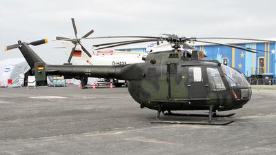 86-99 - MBB Bo105P1 - Germany - Army