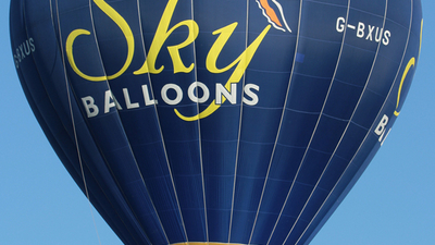 G-BXUS - Sky Balloons 65-24 - Private