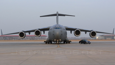 01-0193 - Boeing C-17A Globemaster III - United States - US Air Force (USAF)