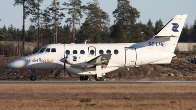 SE-LHE - British Aerospace Jetstream 32EP - DirektFlyg
