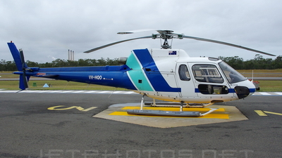 A picture of VHHQO - Airbus Helicopters H125 - [1607] - © DaveWilson