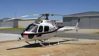 VH-DEA - Eurocopter AS 350 Ecureuil - Heliwest