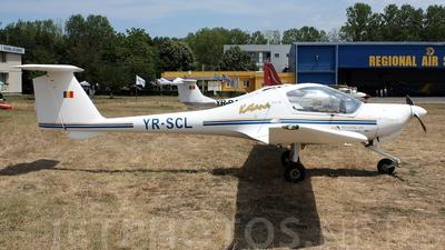 YR-SCL - Diamond DA-20-A1 Katana - Regional Air Services