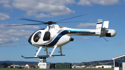 ZK-INR - McDonnell Douglas MD-500N - Heli-Flight (NZ)