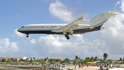 N624VA - Boeing 727-17(RE) - Enterprise Aviation