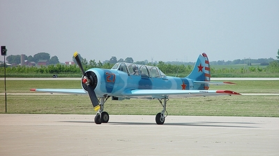 A picture of N27YK -  - [9611905] - © Piotr Rolek - Chicago Aviation Photography