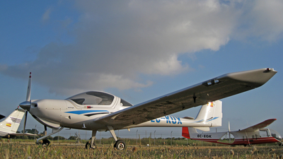 EC-KUX - Diamond DA-20-C1 Eclipse - Aero Club - Reus