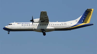 E7-AAD - ATR 72-212 - BH Airlines