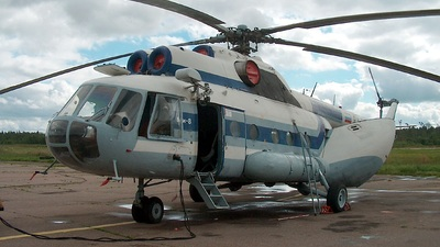 RA-25344 - Mil Mi-8T Hip - Untitled