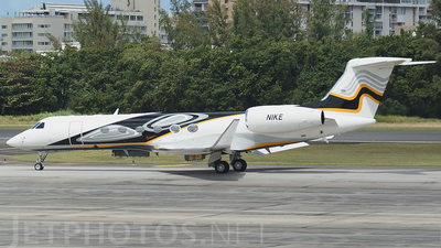 N1KE - Gulfstream G-V - Private