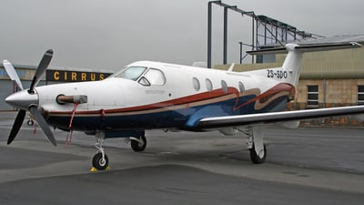 ZS-SDO - Pilatus PC-12/45 - Private