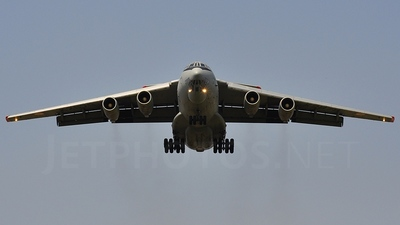 K2879 - Ilyushin IL-76MD - India - Air Force